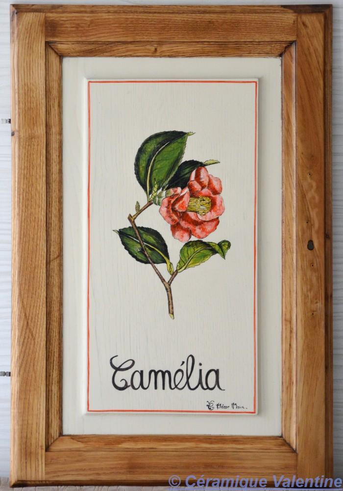 Décor Camélia