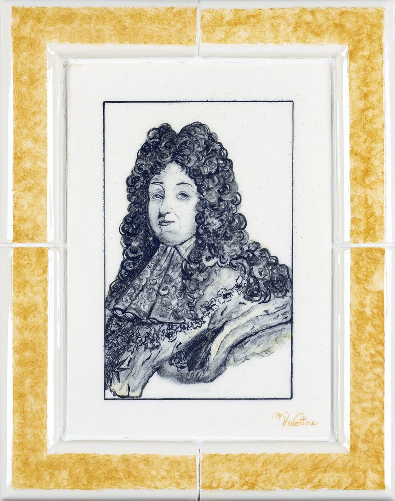 Décor Louis XIV