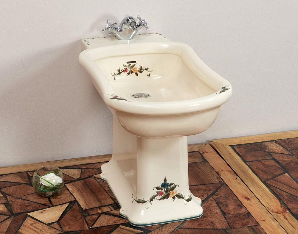 Collection Camargue : bidet