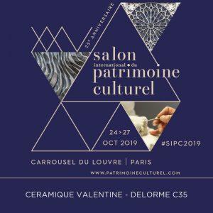 Salon international du patrimoine culturel à Paris