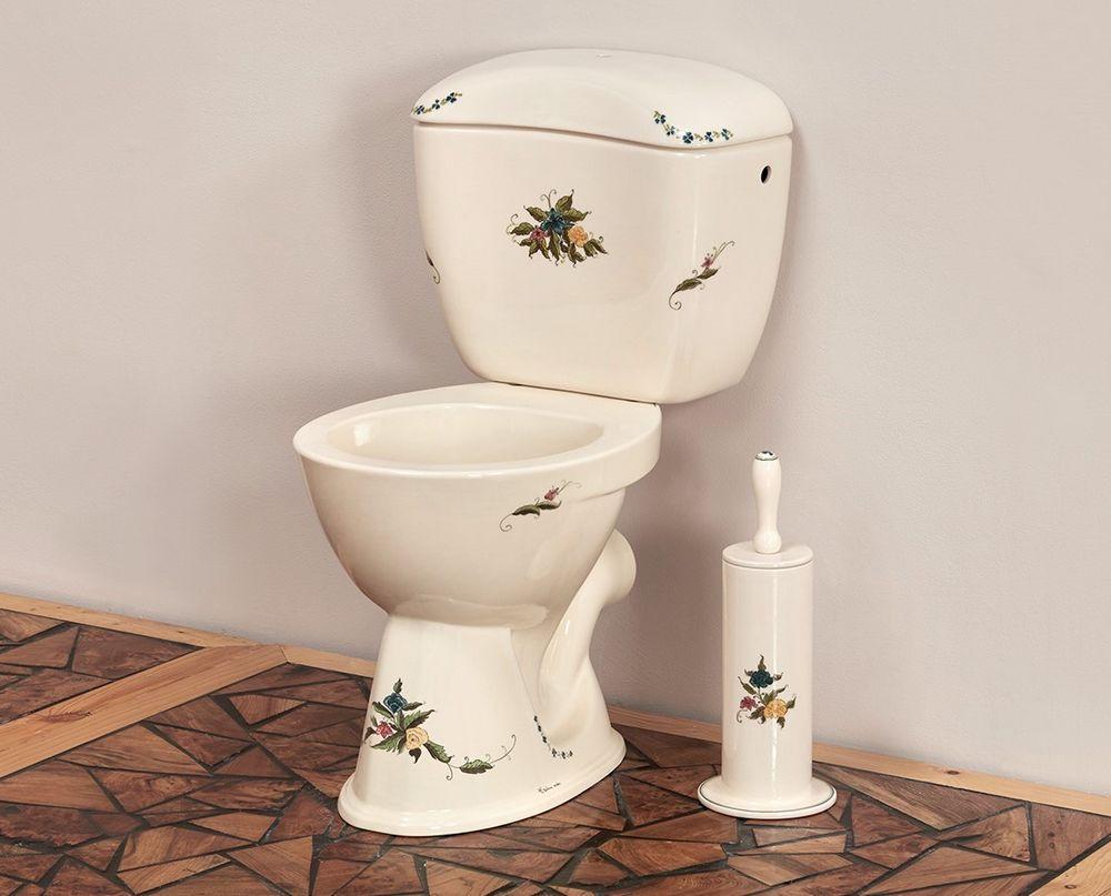 WC décor Caraïbes